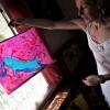 Karine Bragard artiste peintre Photo 3