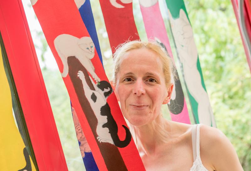Karine Bragard artiste peintre Photo 5
