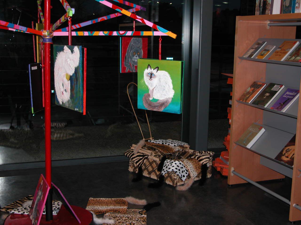 Exposition au Centre Culturel CREANTO de Créhange (2)