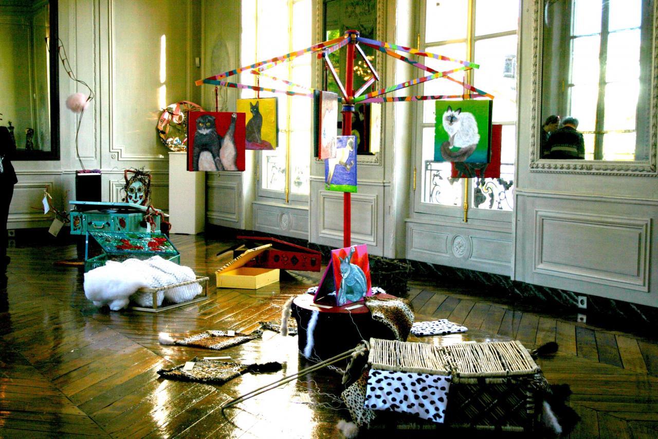 Art'Mu 2010 au Château de Courcelles ( Montigny-les-Metz )